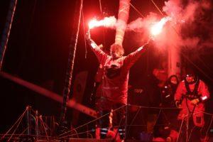 Yannick Bestaven el ganador de la Vendée Globe 2021!