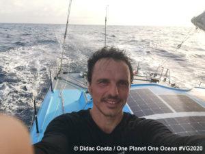 didac costa Vendée Globe Tramo Final - regata veleros